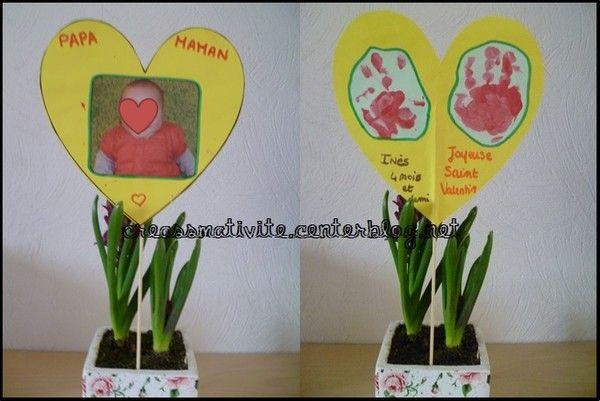 Bricolage fete saint valentin - Fabriquer cadeau saint valentin ...