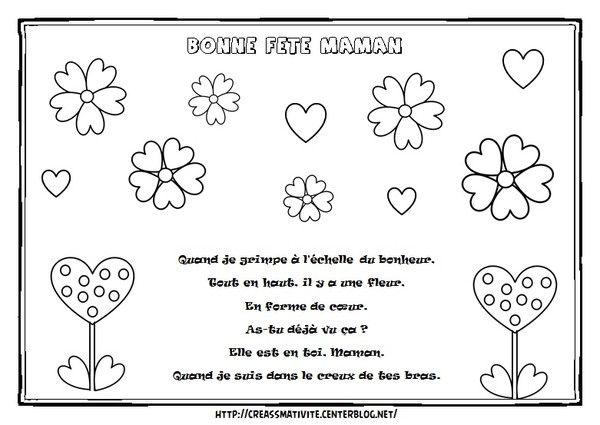 Illustration maman centerblog - Bonne fete maman dessin ...