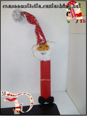 Bricolage noel page 4 - Fabrication d un pere noel ...